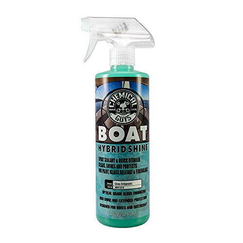 Chemical Guys MBW10216 Marine and Boat Hybrid Shine Quick Detail Spray (16 oz)