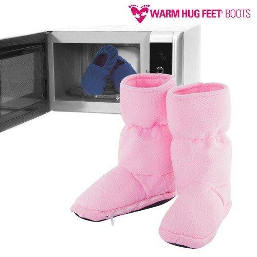 1504 Botas Calentables Microondas Warm Hug Feet