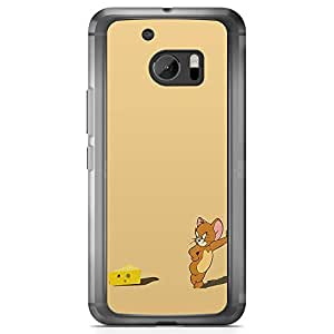 Loud Universe Tom and Jerry HTC 10 Case Cute Jerry HTC 10 Cover with Transparent Edges