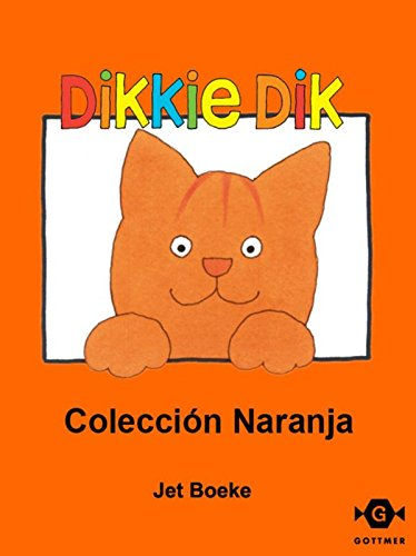 Colección naranja (Dikkie Dik) (Spanish Edition) Kindle Edition with Audio/Video