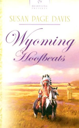 book cover of Wyoming Hoofbeats