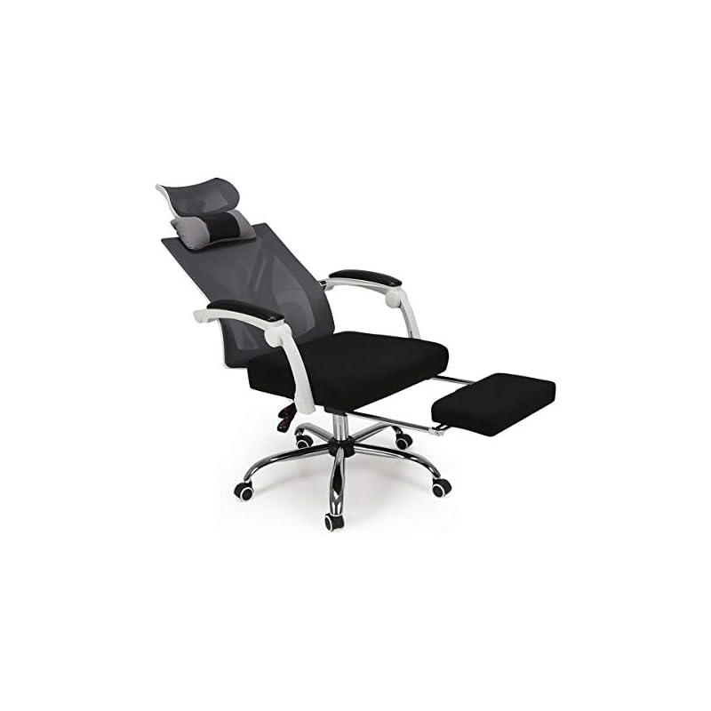 Hbada Recliner Mesh Office Computer Chai