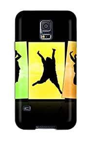 Jim Shaw Graff's Shop S5 Scratch-proof Protection Case Cover For Galaxy/ Hot Human Phone Case 5631402K97613518