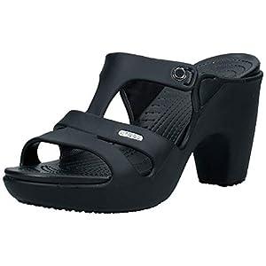 Crocs Cyprus V Heel Women, Sandales Femme