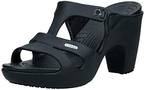 Crocs Women's Cyprus V Heel Sandal