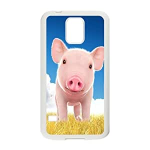 Cool Painting Fashionable Diy Case Of Cute Pig Customized Case For SamSung Galaxy S5 i9600