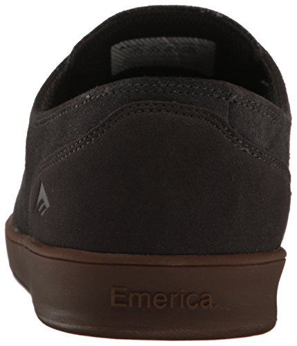 Emerica The Romero Laced Blue White Gum, Scarpe da Skateboard Uomo Grey/gum