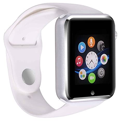 Amazon.com: Nueva SmartWatch para Android/iOS Bluetooth ...