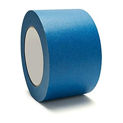 Painters Tape, Blue Masking Tape Roll, 3 Inch x 60 Yards, 16 Pack