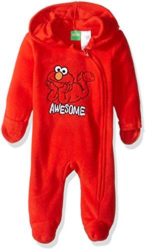 Sesame Street Baby Boys Elmo Outerwear Pram