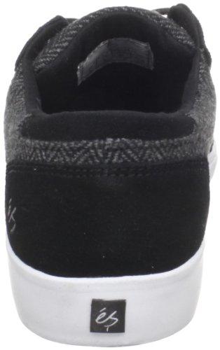 éS HOLBROOK LO 5101000115 - Zapatillas de ante unisex Negro
