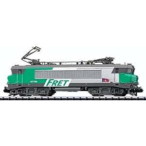 Trix 12136 - Locomotora eléctrica SNCF BB 7200 [importado de Alemania]
