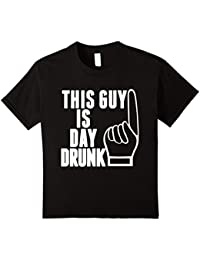 This Guy is Day Drunk | Funny Shirt | Drinking Shirt