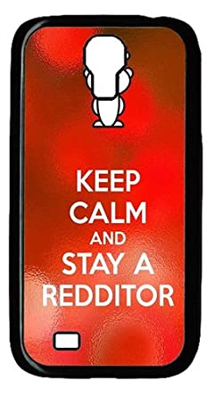 Reddit Custom Designer Samsung Galaxy S4 SIV I9500 Case Cover
