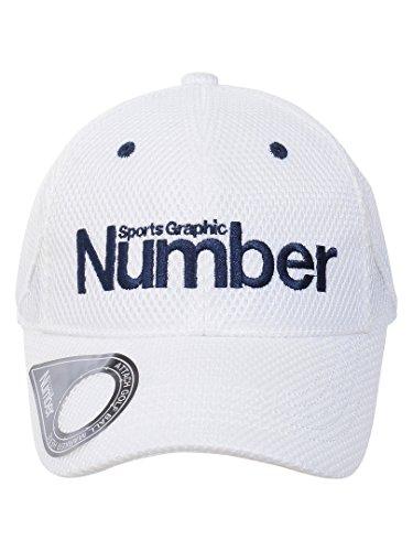 (ナンバー) Number メッシュキャップ FREE ホワイト