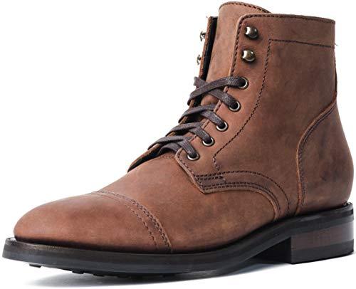Thursday Boot Company Captain Men's Lace-up Boot, Terracotta, 6.5 M US ()
