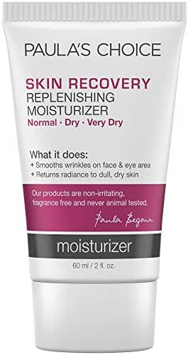 Paula's Choice SKIN RECOVERY Replenishing Moisturizer Cream for Redness - 2 oz