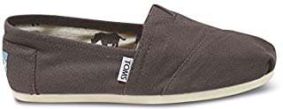 Toms Womens Classics Ash Canvas 001001B07-GREY Womens 7.5 (B01GR4FFY8) | Amazon price tracker / tracking, Amazon price history charts, Amazon price watches, Amazon price drop alerts