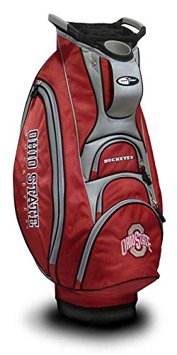 picture of Team Golf NCAA Ohio State Cart Bag, Multicolor