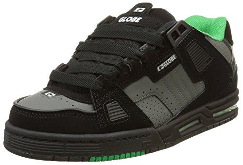 Globe Sabre Chaussures De Sport Unisexe Adulte Noir (noir / Charbon Pomme)