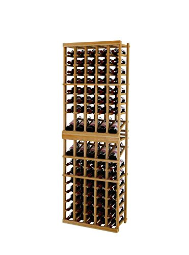 Vintner Series Wine Rack - 5 Column with Double Display - 6 (6 Column Wine Rack)