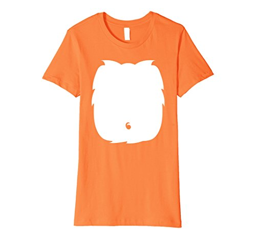 Womens Foxes Lion Tiger Halloween Costume Shirt Cute Kid Adult Gift Large (Cute Halloween Costumes To Wear To Work)
