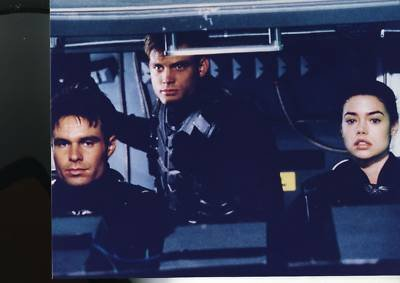 PHOTO B551 Starship Troopers for sale  Delivered anywhere in USA