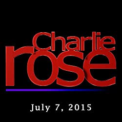 Charlie Rose: David Sanger and Mohammad Javad Zarif, July 7, 2015