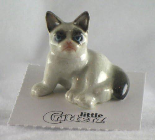 Little Critterz Grumpy Cat