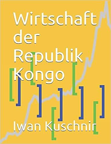 Wirtschaft der Republik Kongo
