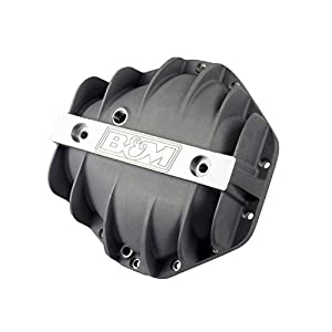 B&M (70501) 10.5 Cast Aluminum 14-Bolt Rear End Differential Cover by B&M