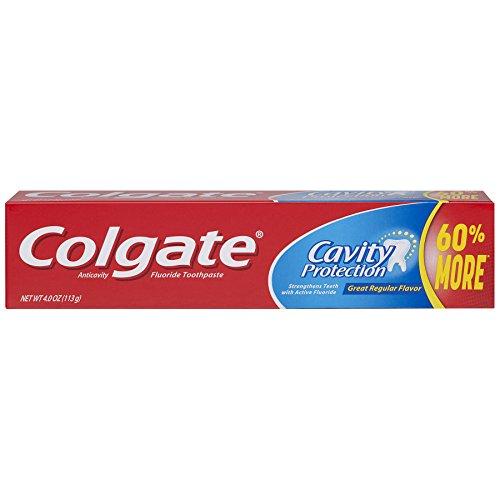 Colgate Cavity Protection Toothpaste Fluoride