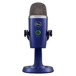 Blue Yeti Nano Premium USB Mic for Recording and Streaming - Vivid Blue (B07DV2XGP5) | Amazon price tracker / tracking, Amazon price history charts, Amazon price watches, Amazon price drop alerts