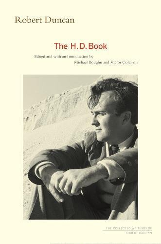 The H.D. Book (The Collected Writings of Robert Duncan)