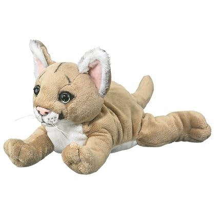 Amazon Com 14 Mountain Lion Cougar Plush Stuffed Animal Soft Toy