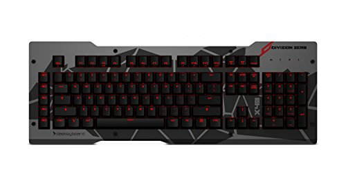 Das Keyboard X40 Pro Gaming Non-Clicky Linear Green Mechanic