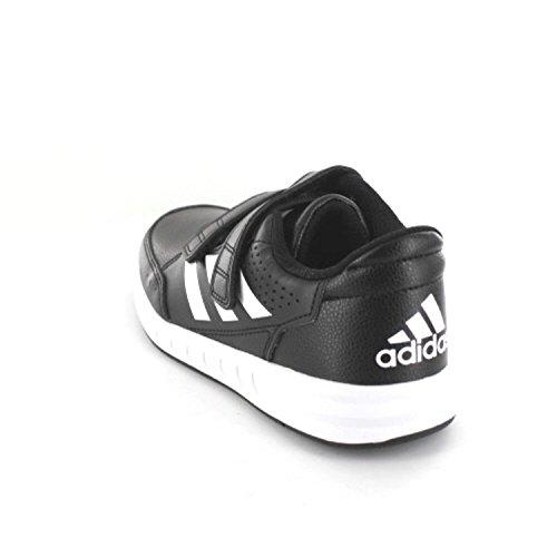adidas AltaSport CF K - Zapatillas de deporte para niños, Negro - (NEGBAS/FTWBLA/NEGBAS), -33