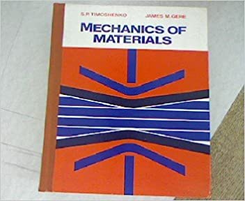 Mechanics of materials james m gere stephen p timoshenko mechanics of materials james m gere stephen p timoshenko 9780442226374 amazon books fandeluxe Image collections