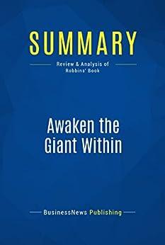 awaken the giant within summary pdf