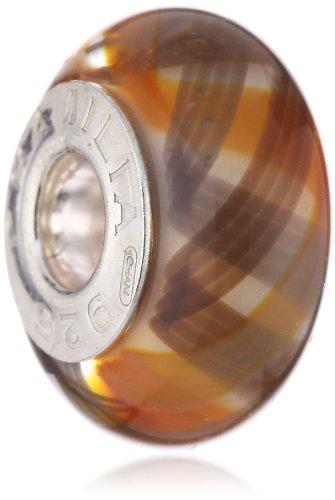 Authentic Chamilia RETIRED Vivace Murano Glass Bead * Sterling Silver 2110-1107