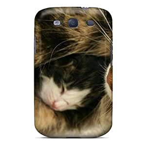 New Fashion Premium Tpu Case Cover For Galaxy S3 - Sleeping Beauties