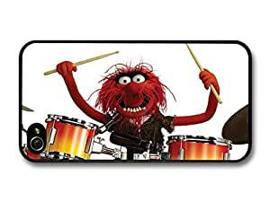iphone covers The Muppets Animal Drummer Playing Drums Funny White Background case for Iphone 6 plus