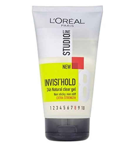 Control Loreal Studio - L'Oréal Studio Line Invisi Hold Gel Strong 150Ml