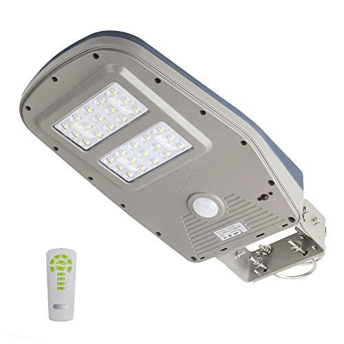 Commercial Solar Area Light
