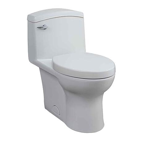 Awesome Porcher 97320 60 001 Veneto One Piece Elongated Toilet With Creativecarmelina Interior Chair Design Creativecarmelinacom