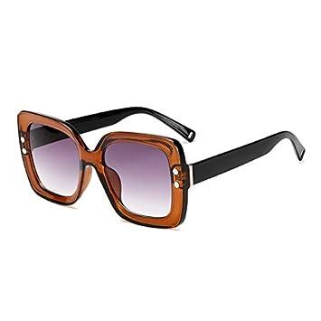 Yumeik Gafas Coloridas para Cine Gafas de Sol Europeas y ...