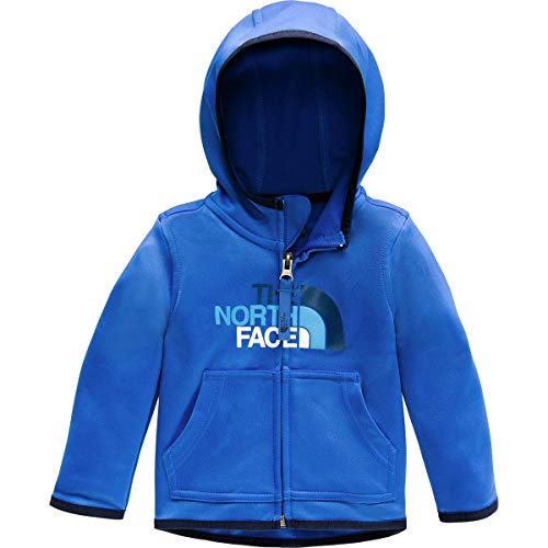 - The North Face Infant Surgent Full Zip Hoodie - Turkish Sea - 12M