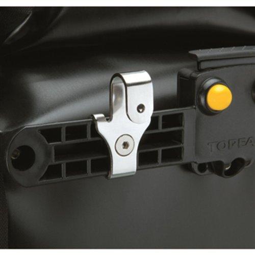 Topeak Pannier DryBag DX Gepäckträger Tasche Fahrrad Wasserdicht 25 L, 15002071