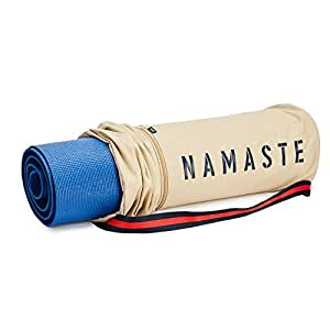 Masaya - Namaste Yoga Mat Bolsa cordón Carrier - Largo ...