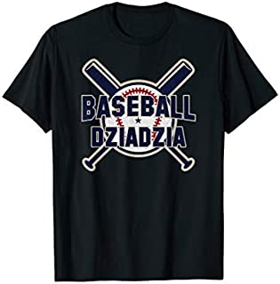 [Featured] Baseball Dziadzia Softball Papa Father's Day Gift Grandpa in ALL styles | Size S - 5XL